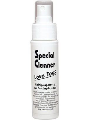 LUST sex toy disinfecting cleaner (50 / 200 ml)