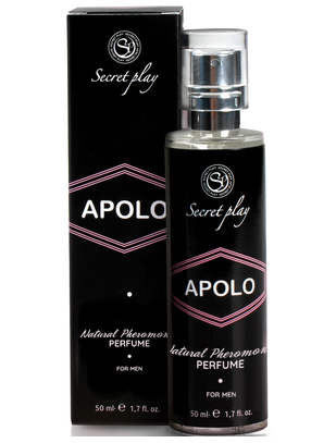 Secret Play Apolo Sensual Aphrodisiac Perfume for Men (50 ml)