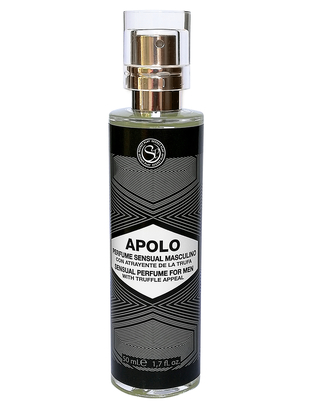 Secret Play Apolo Sensual Aphrodisiac Perfume for Men (50 ml)