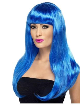 Fever Babelicious blue wig