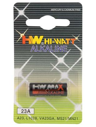 Hi-Watt 23A baterija (1 vnt.)