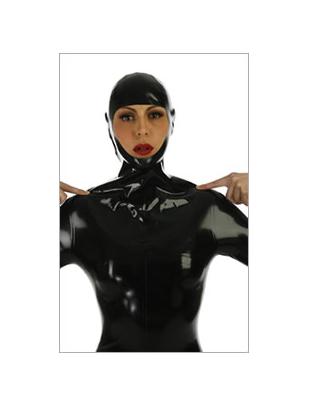 Blackstyle lateksa maska ar izgriezumiem