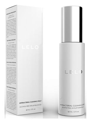 LELO LELO's Antibacterial Cleaning Spray (60 ml)