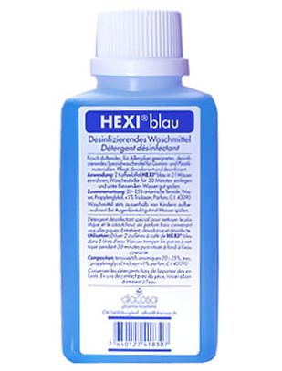 Blackstyle Hexi Blau Latex Cleaning Agent (250 ml)