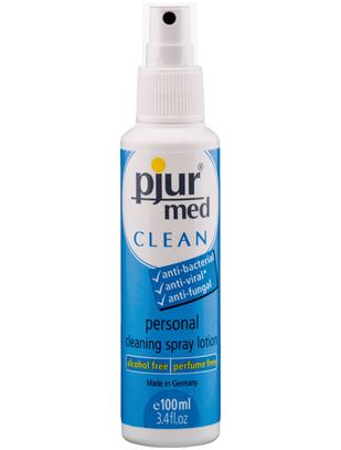 Pjur med clean spray (100 ml)