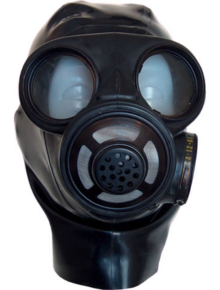 Mister B Danish Gasmask with Hood