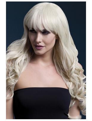 Fever plaatina blondide parukas