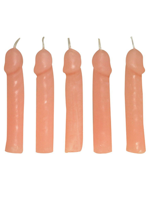 OV Birthday Candles Penis