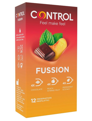 Control Fussion (12 gab.)