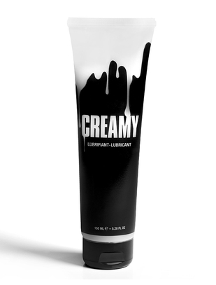 Creamy Fake Sperm Hybrid Lubricant (150 ml)