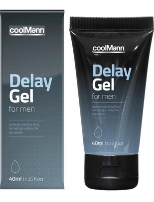 coolMann Delay Gel (40 ml)