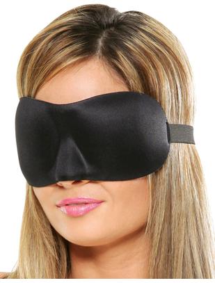 Fetish Fantasy Series black padded blindfold