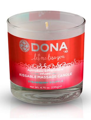 Dona Kissable Massage Candle (135 ml)