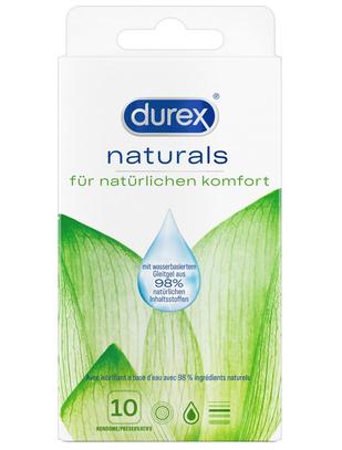 Durex Naturals (10 vnt.)