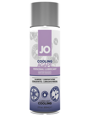 JO For Her Agapé Cooling Lubricant (30 / 60 ml)