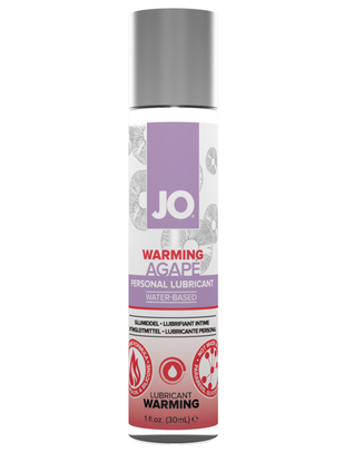 JO For Her Agapé Warming Lubricant (30 / 60 ml)