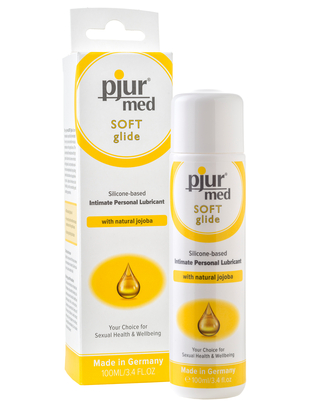 pjur med Soft Glide (100 ml)