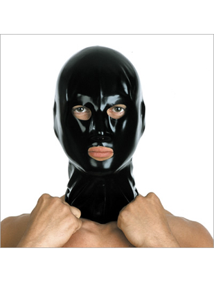 Blackstyle Latex Mask
