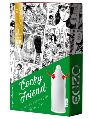 Egzo Cocky Friend Soft (1 tk.)