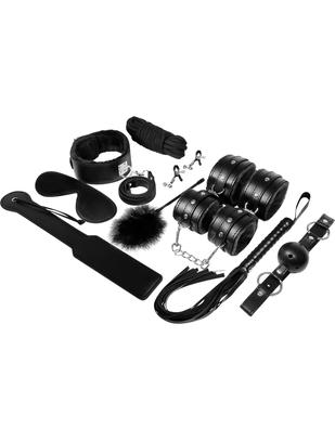 Darkness Experience 10-piece bondage set