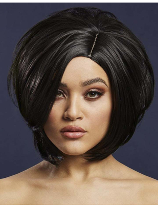 Fever Savanna Black Short Wig
