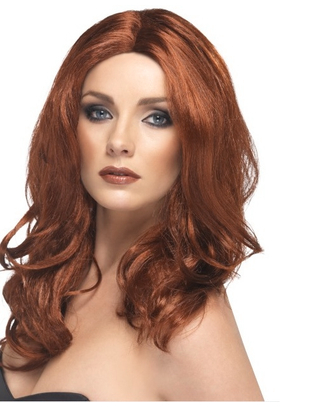 Fever Ginger wig