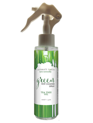 Intimate Earth Green toy cleaner spray (125 ml)