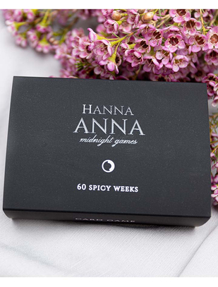 Hanna Anna Game 60 SPICY WEEKS