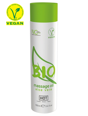 HOT BIO massage oil (100 ml)