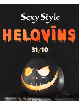 SexyStyle Halloween party
