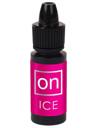 Sensuva ON Ice масло повышающее чувствительность для женщин (5 мл)