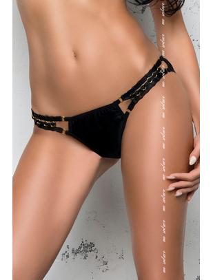 Me Seduce Isabella black bikini panties