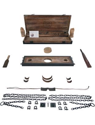 LODBROCK набор из подвесных колодок, шлепалки и плети