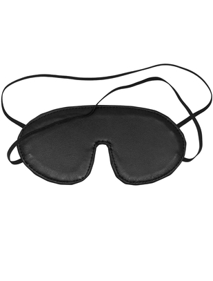 SexyStyle black leather blindfold
