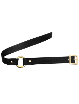 SexyStyle black leather choker