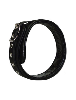Zado Leather Neckcuff