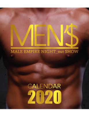 Male Empire MEN'$ Calendar 2020