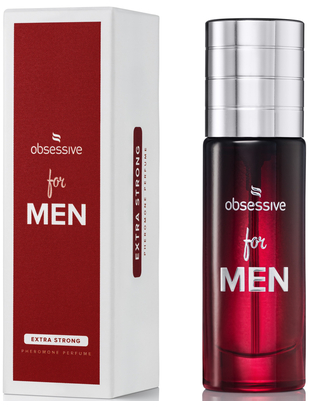 Obsessive Pheromone Perfume for Men (10 ml)