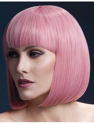 Fever Pink wig