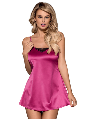 Obsessive pink babydoll