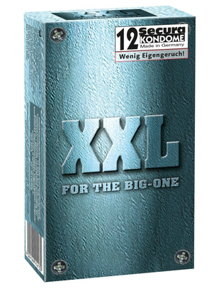 Secura XXL (3 / 12 / 24 / 100 pcs)