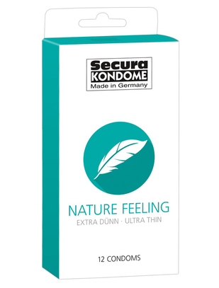 Secura Nature Feeling (12 / 24 tk.)