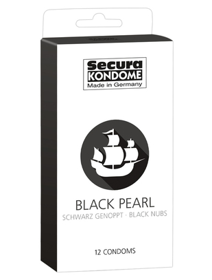 Secura Black Pearl (12 / 24 pcs)