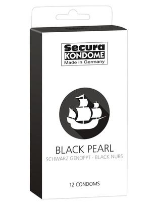 Secura Black Pearl (12 / 24 vnt.)