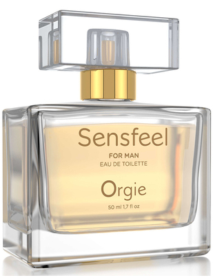 Orgie Sensfeel Pheromone Eau de Parfum for Man (50 ml)