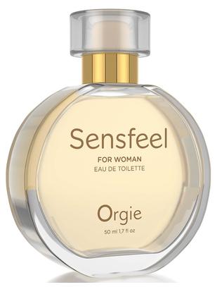 Orgie Sensfeel Pheromone Eau de Parfum for Woman (50 ml)