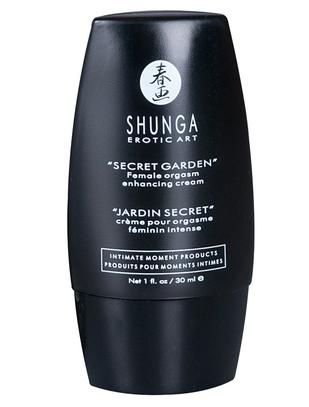 Shunga Secret Garden gels jutības veicināšanai sievietēm (30 ml)