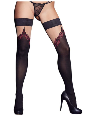Cottelli Collection Hold-up Stockings