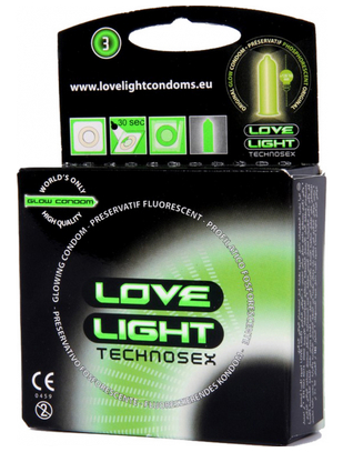 Love Light Glow (3 tk.)