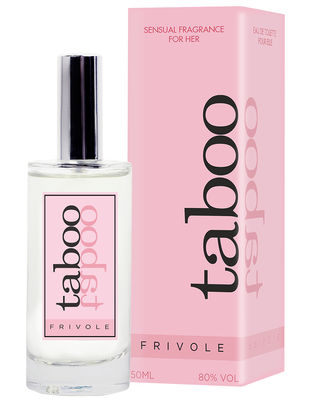 Taboo Sensual Eau de Toilette for Her (50 ml)
